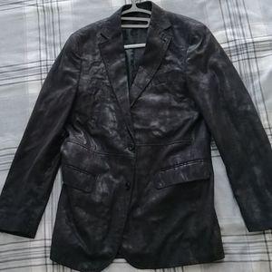 Orvietto Black Blazer - 38R